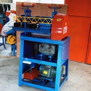 Benchtop Scrap Wire Stripping Machine for Cable Recycling