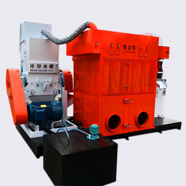 Advanced Electrical Waste Cable Granulator Machine for Copper Recycling