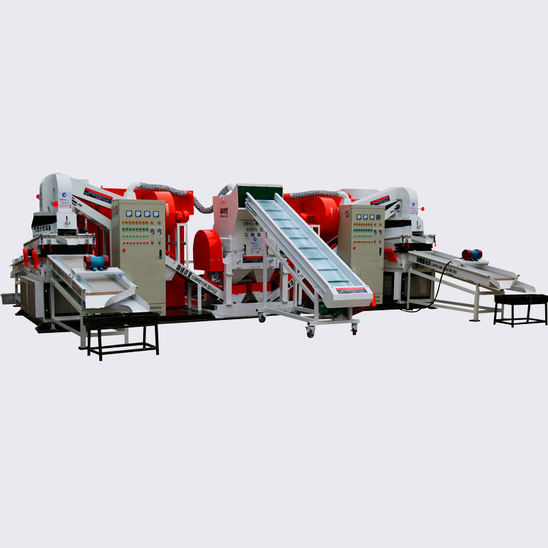 Advanced Copper Granulator for Wire And Cable Recycling