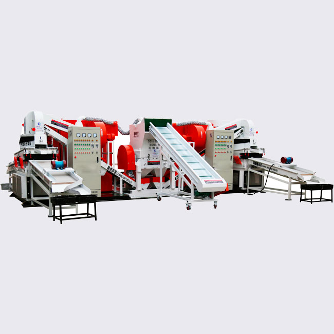 High Purity Automatic Aluminum Wire Granulator Machine
