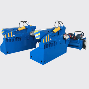 Easy Operation Alligator Shear Metal Scrap Cutting Machine