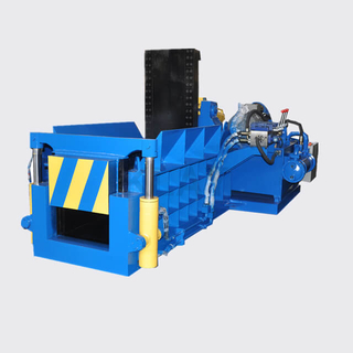 Scrap Bundling Machine for Compacting Scrap Metal