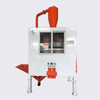Roll Type Corona Electrostatic Powder Separator for Plastic