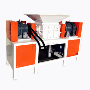 Small Waste Copper Wire Recycling Shredder Machine