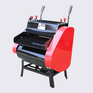 Manual Feed Copper Aluminum Wire Stripping Machine